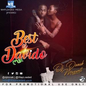 DJ Donak - Best Of Davido Songs Mixtape